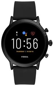 Fossil Gen 5 Carlyle Stainless Steel Touchscreen Smartw
